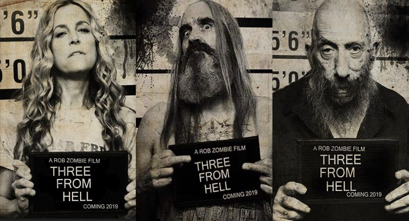 3 From Hell Movie Trailer Rob Zombie
