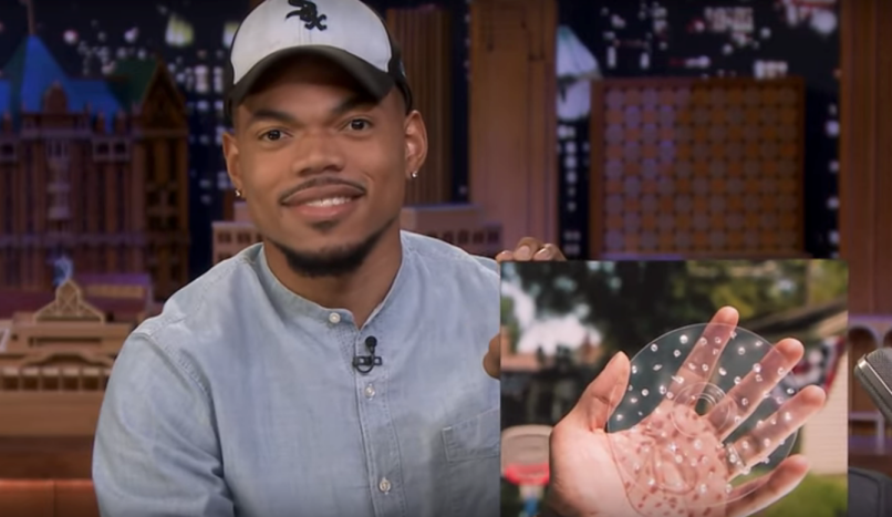 Chance the Rapper introduces The Big Day on Fallon