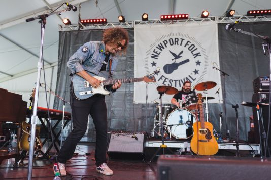 Cooks in the Kitchen Phil Cook Newport Folk Festival 2019 Ben Kaye