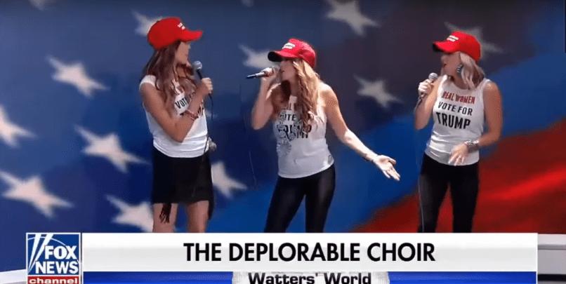 The Deplorable Choir on Fox News