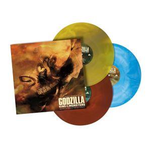 Godzilla: King of the Monsters x Waxwork