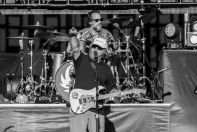 Hank Williams Jr. at Forest Hills Stadium