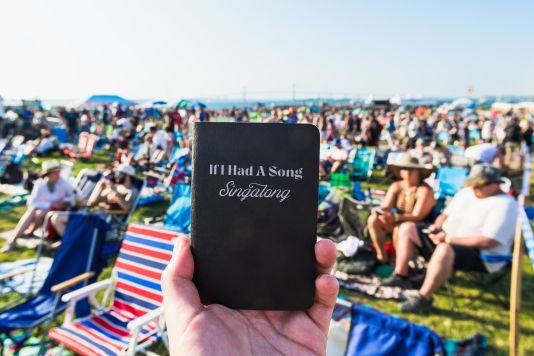 If I Had a Song Newport Folk Festival 2019 Ben Kaye