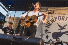 If I Had a Song Robin Pecknold Chris Funk Janet Weiss Newport Folk Festival 2019 Ben Kaye