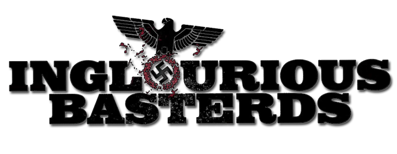 Inglourious basterds movie logo Quentin Tarantinos 50 Greatest Quotes