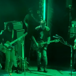 Josh Homme with The Raconteurs