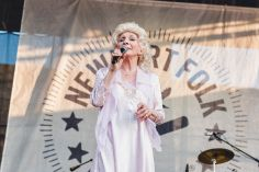 Judy Collins The Collaboration Newport Folk Festival 2019 Ben Kaye