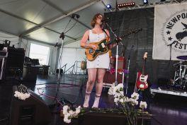 Liz Cooper & The Stampede Newport Folk Festival 2019 Ben Kaye