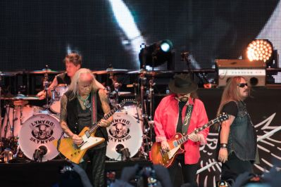 Lynyrd Skynyrd at Forest Hills Stadium