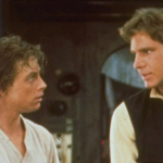 Mark Hamill Harrison Ford Star Wars a New hope screen test