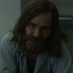 """Charles Manson"" in Mindhunter Season 2"