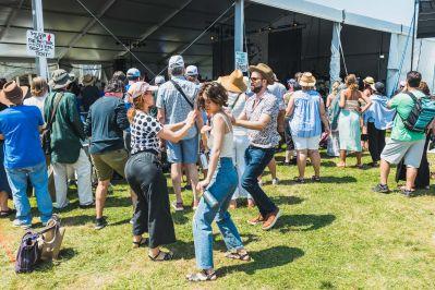 Newport Folk Festival 2019 Ben Kaye