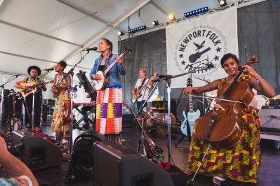 Our Native Daughters Newport Folk Festival 2019 Ben Kaye
