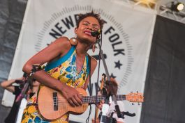 Allison Russell Our Native Daughters Newport Folk Festival 2019 Ben Kaye
