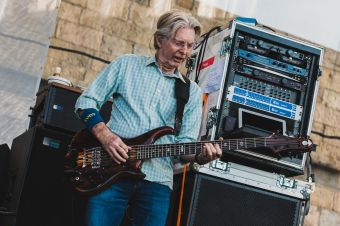 Phil Lesh and the Terrapin Family Band Newport Folk Festival 2019 Ben Kaye