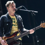 Spoon Rob pope Bassist leaves band depart