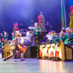 The Brian Setzer Orchestra, photo by Suzie Kaplan
