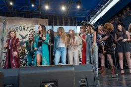 ♀♀♀♀: The Collaboration at Newport Folk Festival 2019