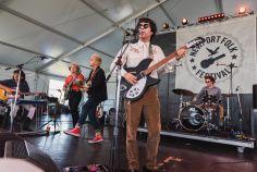 The Nude Party Newport Folk Festival 2019 Ben Kaye