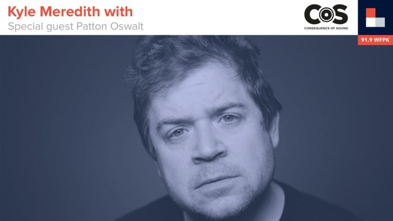 Kyle Meredith With... Patton Oswalt