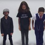 Kids as Volbeat and Gary Holt