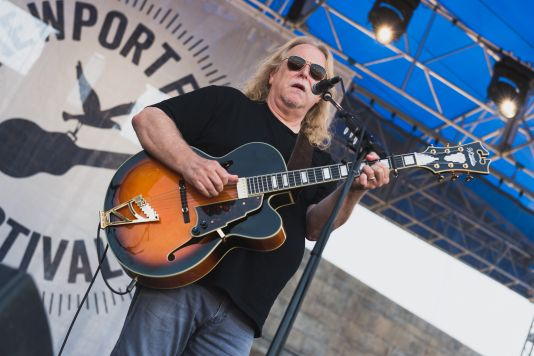 Warren Haynes Newport Folk Festival 2019 Ben Kaye