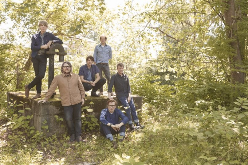Wilco announces new album Ode to Joy