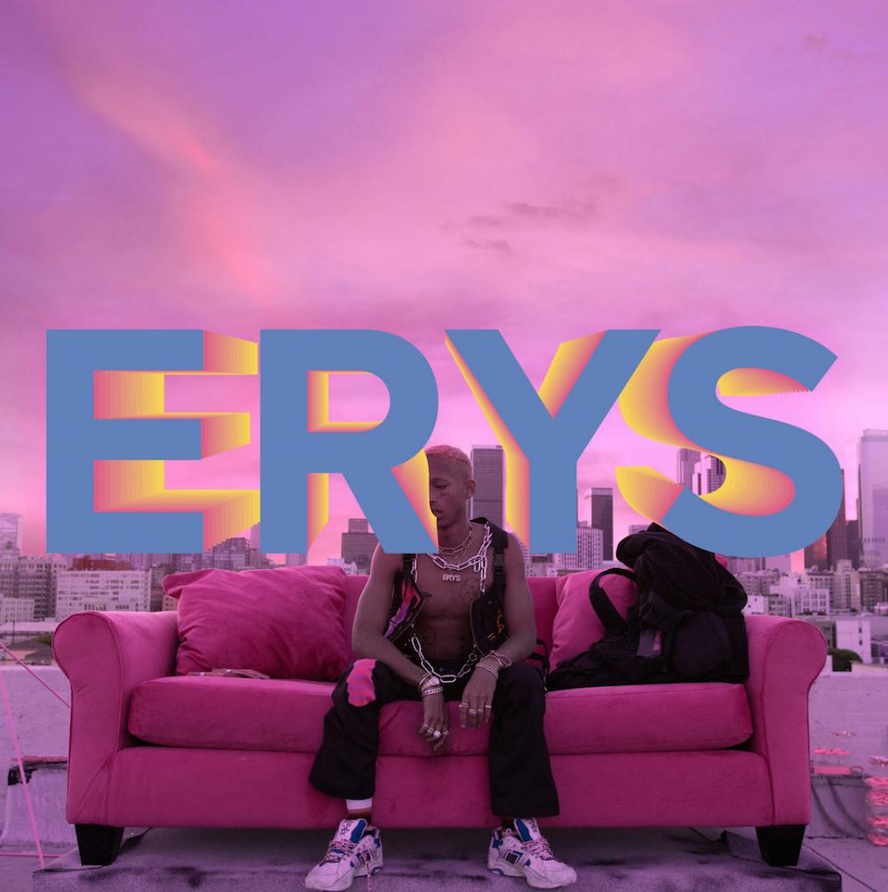 jaden smith erys album cover artwork Jaden Smith premieres star studded new album ERYS: Stream