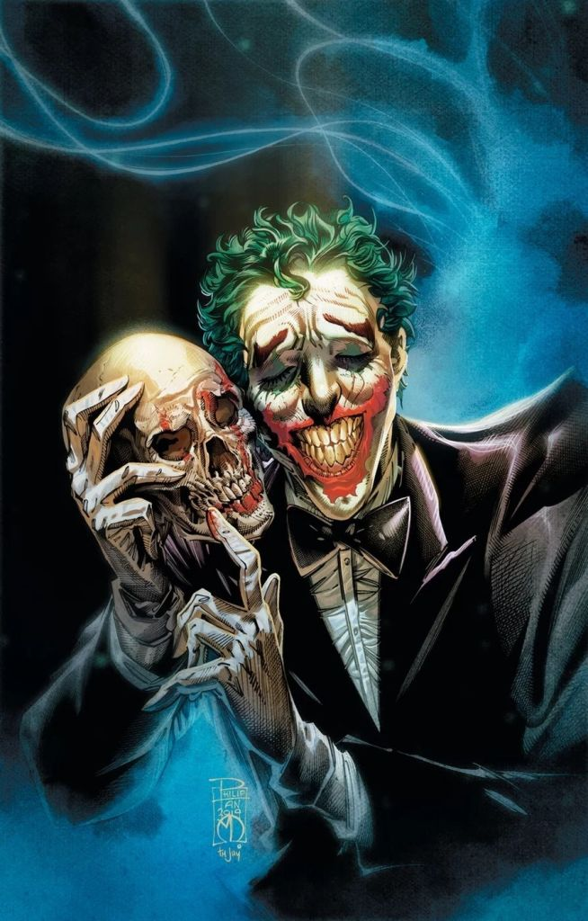 """The Joker: Year of the Villain #1"""