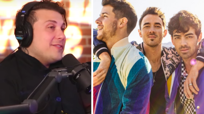 my chemical romance jonas brothers reunion beef controversy