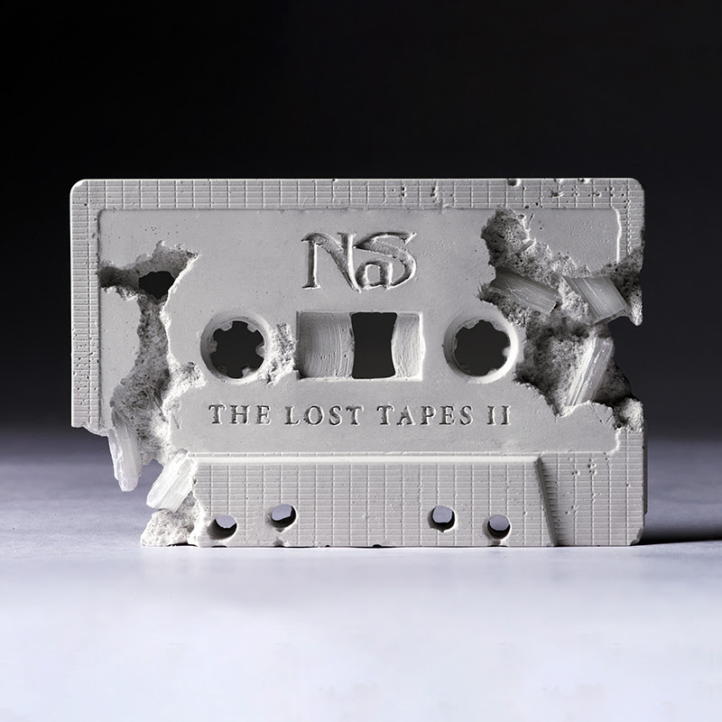 nas the lost tapes 2 album artwork Nas finally unveils The Lost Tapes 2: Stream