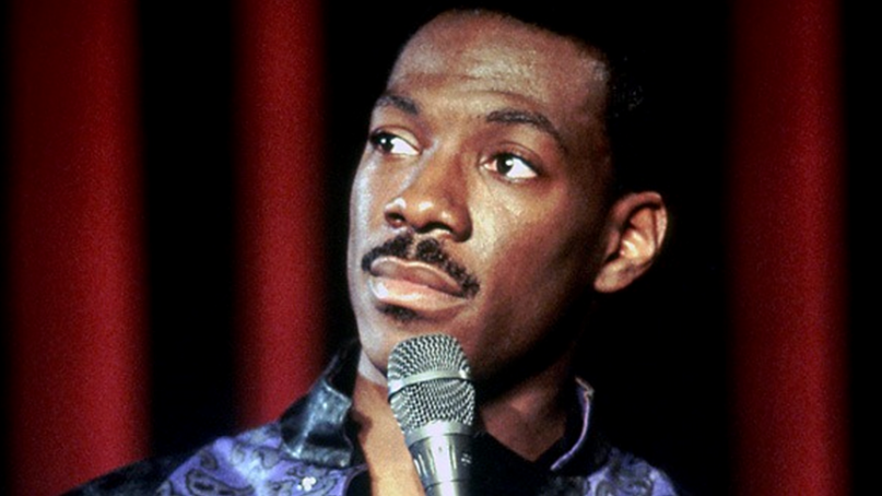Eddie Murphy Comedy Stand-Up Netflix Comeback Return