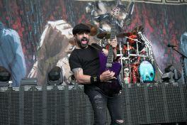 Volbeat at Shoreline Amphitheatre