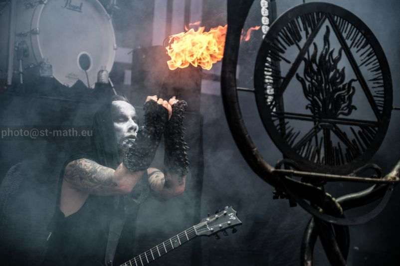 Behemoth at Jones Beach, New York