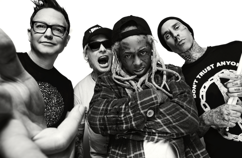 Blink-182 and Lil Wayne 2019 tour ticket giveaway