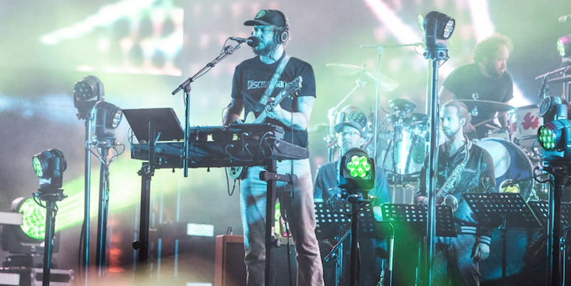 Bon Iver i,i new song album listening party stream social