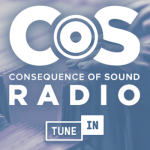 Consequence of Sound Radio CoS TuneIn August schedule