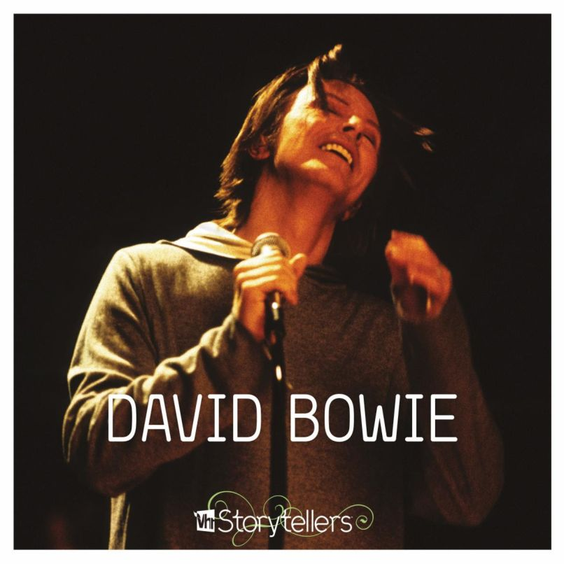 David Bowie VH1 Storytellers vinyl first time