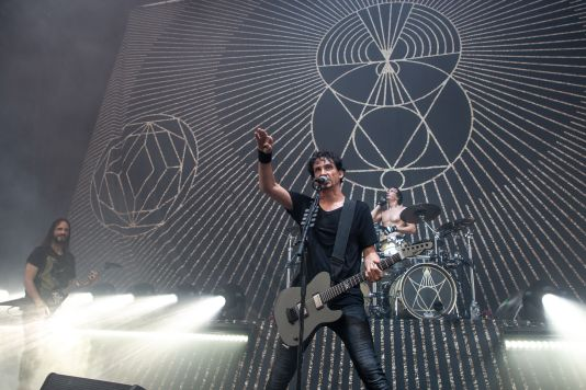 Gojira at Jones Beach, New York