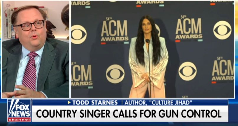Kacey Musgraves vs Fox & Friends