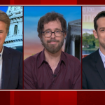 Kyle Meredith joins MSNBC's Morning Joe