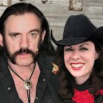 Lemmy Kilmister and Lynda Kay duet The Mask
