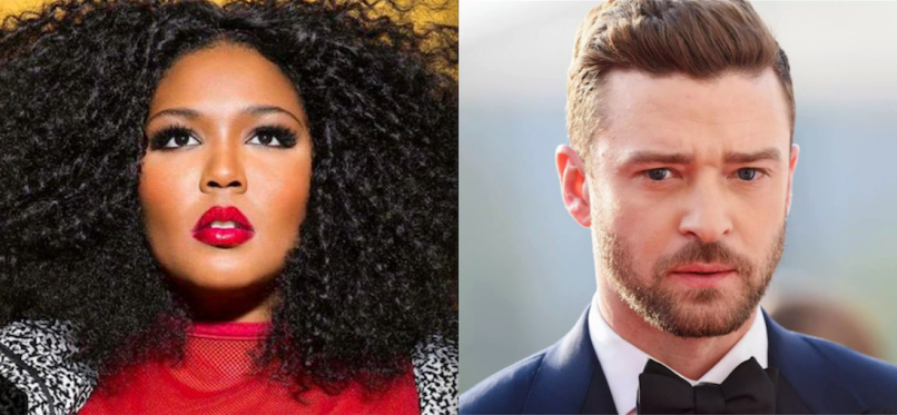 Lizzo and Justin Timberlake tease collaboration