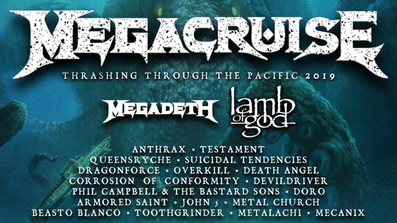 megacruise 2019 final lineup