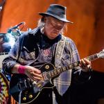 Neil Young and Crazy Horse new album Colorado, photo by Debi Del Grande
