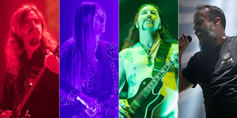 Opeth, Electric Wizard, High on Fire, and Clutch at Psycho Las Vegas