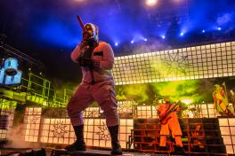 Slipknot at Jones Beach, New York