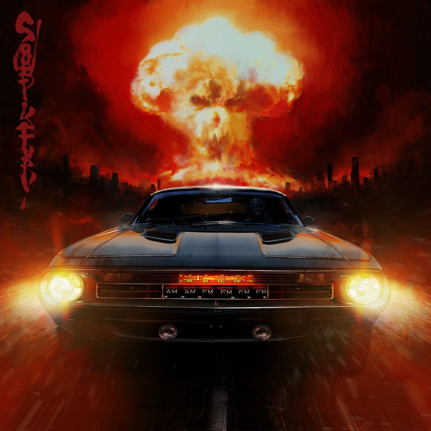 Sturgill-Simpson-Sound-And-fury album cover artwork