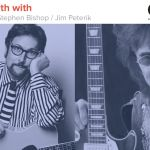 Kyle Meredith With Stephen Bishop and Jim Peterik