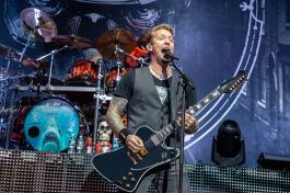 Volbeat at Jones Beach, New York
